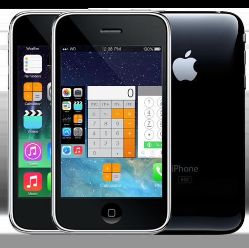 iPhone-3GS-Reparatur-Akku-Tausch